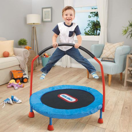 Little Tikes - 3-ft Trampoline - image 4 of 4