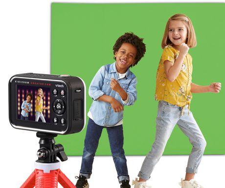 VTech KidiZoom Creator Cam Kids' Digital Camera Bilingual - image 3 of 9
