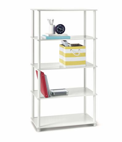Mainstays 5 Shelf Storage Shelving Unit