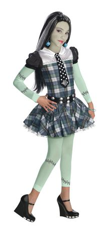 Frankie Stein Monster High Child- Small - image 1 of 1