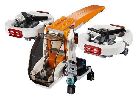 LEGO Creator 3in1 Drone Explorer 31071 Building Kit (109 Piece) - image 3 of 6