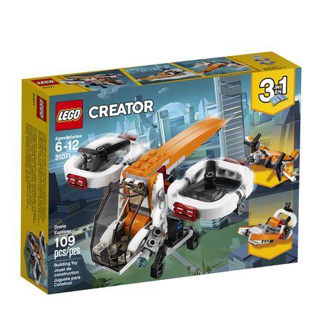 LEGO Creator 3in1 Drone Explorer 31071 Building Kit (109 Piece) - image 2 of 6