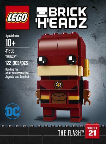 The Lego Flash The Lego Brickheadz Brickheadz ChrtsdQ