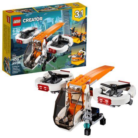 LEGO Creator 3in1 Drone Explorer 31071 Building Kit (109 Piece) - image 1 of 6