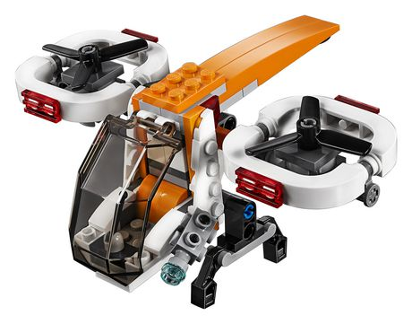 LEGO Creator 3in1 Drone Explorer 31071 Building Kit (109 Piece) - image 4 of 6