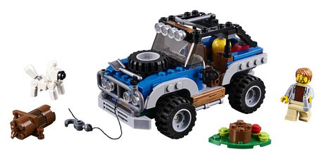 LEGO Creator - Outback Adventures (31075)