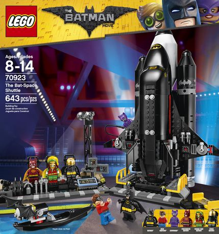 LEGO Batman Movie - The Bat-Space Shuttle (70923) - image 1 of 6