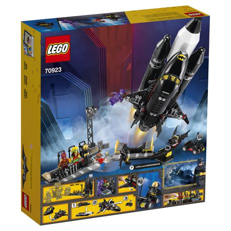 LEGO Batman Movie - The Bat-Space Shuttle (70923) - image 3 of 6