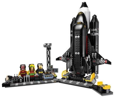 lego bat space shuttle walmart - photo #4