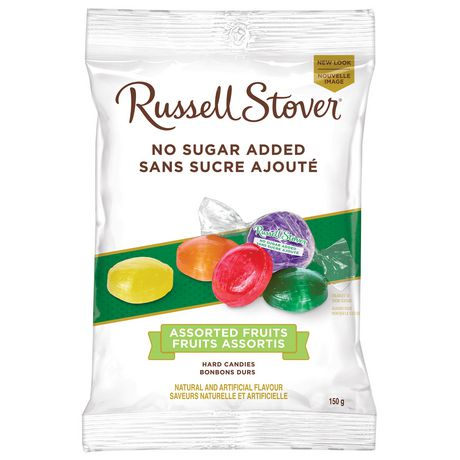 russell stover bonbons durs aux fruits assortis sans sucre ajout walmart canada. Black Bedroom Furniture Sets. Home Design Ideas