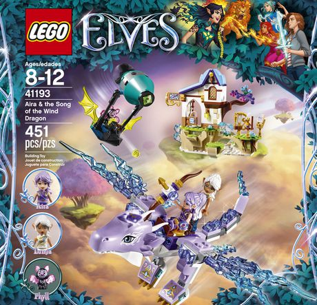 Elves - Aira & the Song of the Wind Dragon (41193) | Walmart Canada