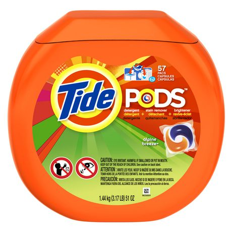 Tide PODS Laundry Detergent Mystic Forest Scent - image 3 of 3