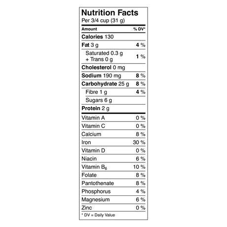 Chex Gluten Free Cinnamon Cereal - image 4 of 7
