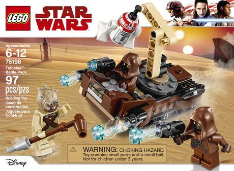 Wars De Combat Ensemble Star Tm Tatooine mN80wOnyv