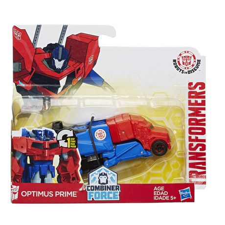 Transformers RID Combiner Force 1-Step Changer Optimus Prime - image 2 of 3