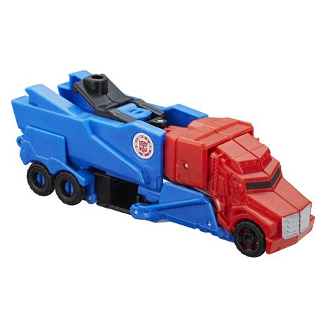 Transformers RID Combiner Force 1-Step Changer Optimus Prime - image 1 of 3