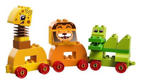 DUPLO My First - Ma première boîte de briques d'animaux (10863) - image 4 de 6