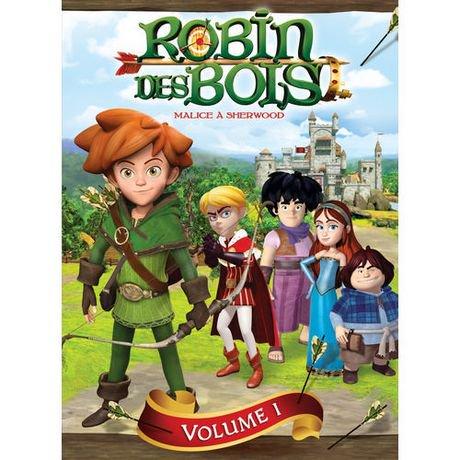 Robin Des Bois Malice A Sherwood Vol  French Edition Walmart Canada