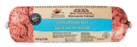 Your Fresh Market Lean Ground Beef - image 1 of 2
