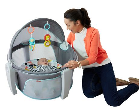 fisher price on the go baby dome walmart canada. Black Bedroom Furniture Sets. Home Design Ideas