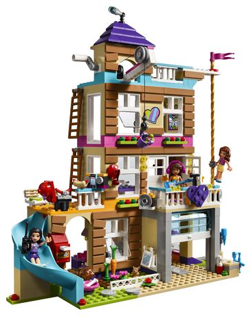 Lego Friends Friendship House 41340 Building Set 722 Piece