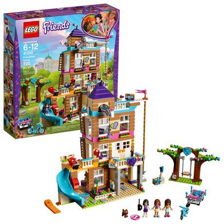LEGO Friends Friendship House 41340 Building Set (722 Piece) - image 1 of 6