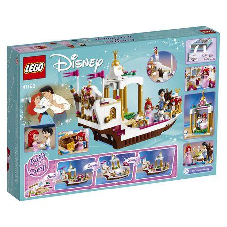 LEGO Disney Princess - Ariel's Royal Celebration Boat (41153) - image 6 of 6