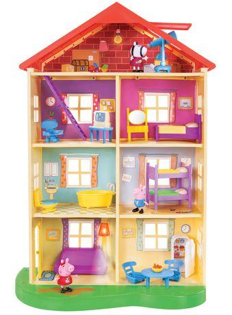 Peppa Pig Peppa Family Home