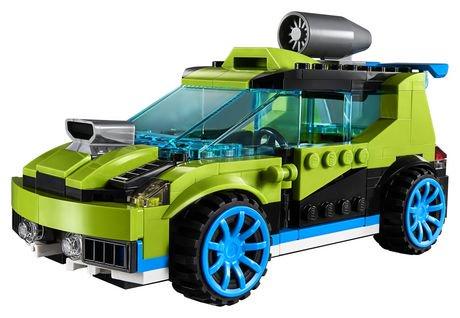 lego creator rocket rally car 31074 walmart canada. Black Bedroom Furniture Sets. Home Design Ideas