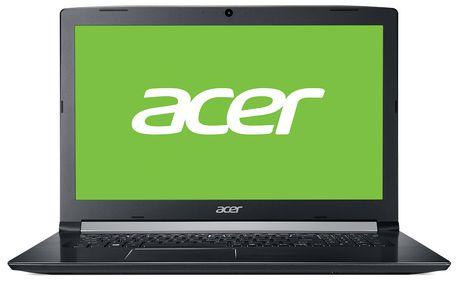 "ACER A517-51G-522W 17.3"" Laptop, Core i5-8250U, NVIDIA GeForce MX150, 8GB DDR4, 1TB Serial Ata, Windows 10 Home, NX.GSXAA.001 - image 1 of 4"