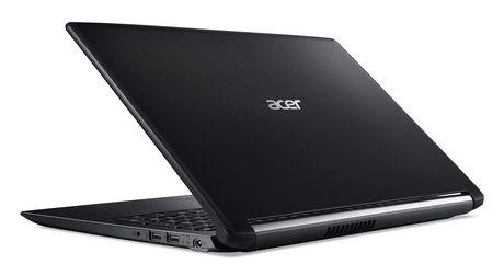 """Acer A515-51G-56T5 15.6 """"ordinateur portable, Core i5-8250U, NVIDIA GeForce MX150, 8 Go DDR4, 1 To de disque dur, Windows 10 Accueil, NX.GTCAA.002 - image 2 de 3"""