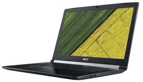 "ACER A517-51G-522W 17.3"" Laptop, Core i5-8250U, NVIDIA GeForce MX150, 8GB DDR4, 1TB Serial Ata, Windows 10 Home, NX.GSXAA.001 - image 2 of 4"