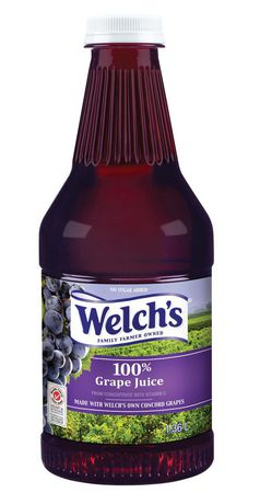 Welch's 100% Grape Juice - image 1 of 2