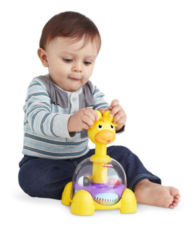 Playskool Giraffalaff Tumble Top - image 3 of 3