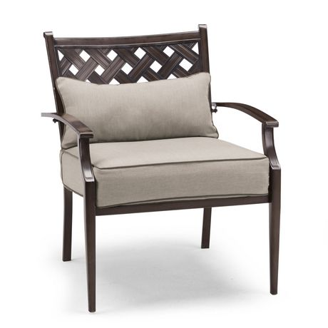 hometrends Venice Conversation Chair - image 2 of 6