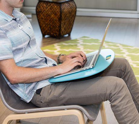 Honey Can Do Table pour ordinateur portable - image 6 de 8