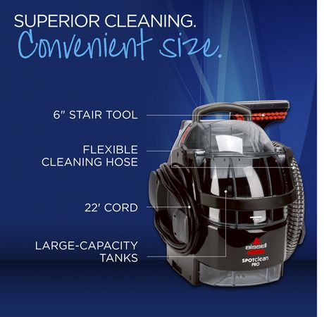 BISSELL® SpotClean™ PRO - image 6 of 8