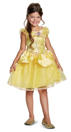 Disguise Belle Classic Exclusive Costume - image 1 of 1