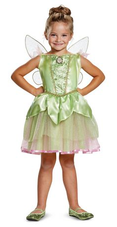 Disguise Tinker Bell Classic Exclusive Costume - image 1 of 1