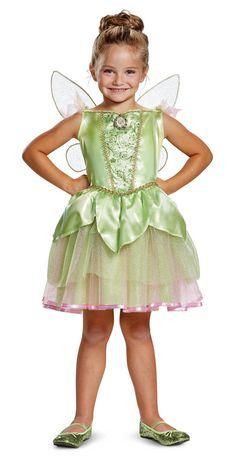 Déguisement exclusif de Fée Clochette de style classique  Disguise - image 1 de 1