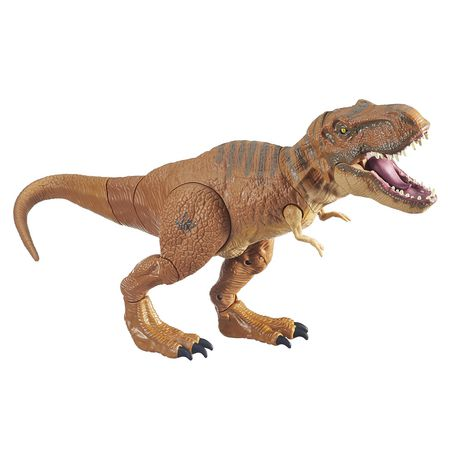 Et Tyrannosaurus Jurassic Figurine Marche World Attaque Rex IYbyfg67vm
