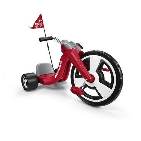 Radio Flyer Big Flyer Sport Tricycle - image 1 of 8