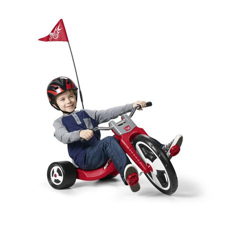 Radio Flyer Big Flyer Sport Tricycle - image 2 of 8