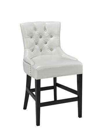 chaise de comptoir sol de home gear en bois. Black Bedroom Furniture Sets. Home Design Ideas