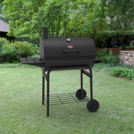Char-Griller Barrel Charcoal Grill - image 5 of 5