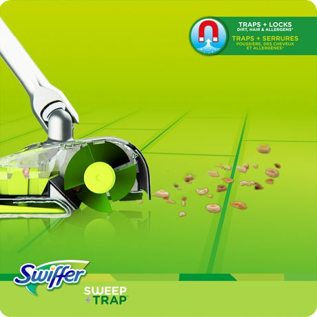 Swiffer Sweep Amp Trap Floor Cleaner Walmart Canada