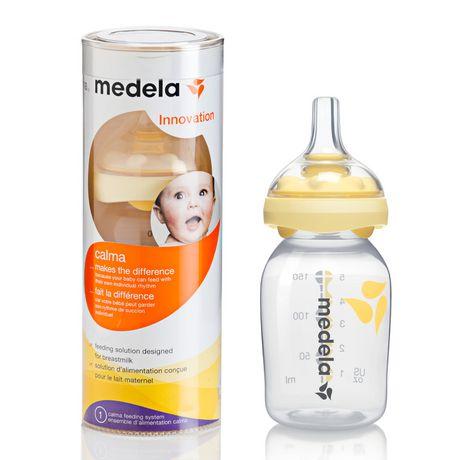 Bouteille de lait maternel Calma de Medela - image 1 de 3