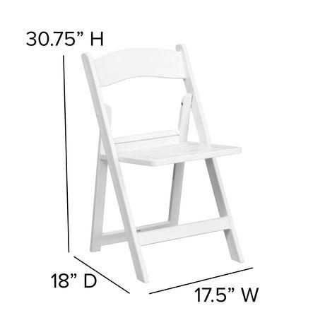 chaise pliante de la collection hercules de flash. Black Bedroom Furniture Sets. Home Design Ideas