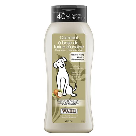 Wahl Oatmeal Shampoo for Dogs - image 1 of 1