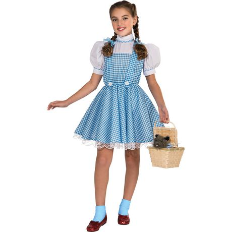 Rubie's Child Wizard of Oz Deluxe Dorothy Costume - image 1 of 1